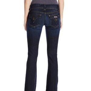 Hudson Signature Midrise Bootcut Jeans